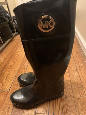 Micheal kors rain boot size 9 for Sale in Chicago, IL