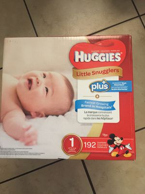 Baby diapers new for Sale in Phoenix, AZ