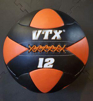 EXERCISE FITNESS VTX 12LB WALLBALL for Sale in Riverside, CA