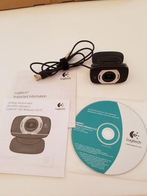 Logitech HD Webcam C615 for Sale in Watsonville, CA