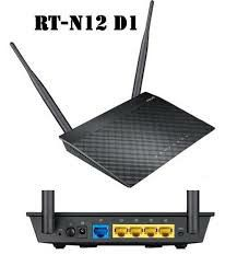 ASUS RT-12 Fast 3-in-1 Business Class Router for Large Environment / Access Point AP / Wireless Network Bridge for Sale in Phoenix, AZ