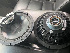 harley-davidson boom audio speakers 6.5 for Sale in Glassboro, NJ
