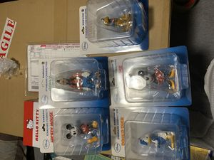Medicom ultra detail figures for Sale in Los Angeles, CA