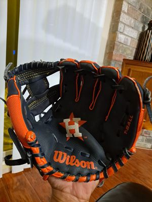 Kid's Houston Astros Baseball (t-ball)Glove for Sale in Katy, TX