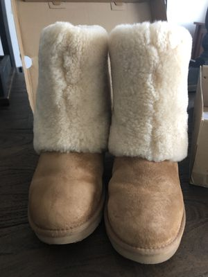 Ugg women boots for Sale in Purcellville, VA