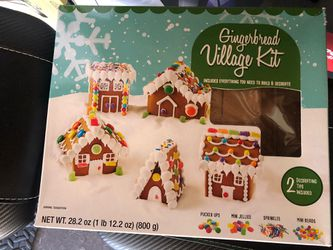 Gingerbread House Kit for Sale in San Bruno,  CA