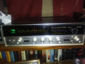 Extremely rare Vintage Sansui receiver 5000 withYamaha speakers for Sale in Princeton, WV
