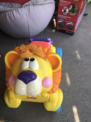 Free Toddler Ride Toy for Sale in Orinda, CA
