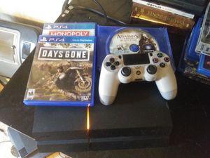 PlayStation 4 Bundle for Sale in Fairmont, WV