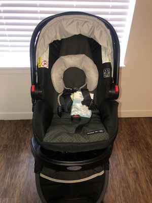 BRAND NEW GRACO CAR SEAT & STROLLER NEVER USED! for Sale in Portland, OR