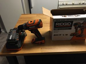 Brand new ridged drill for Sale in St. Charles, IL