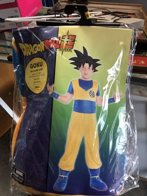 New goku costume for Sale in Mt. Juliet, TN
