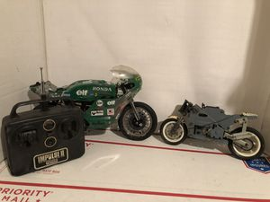 Vintage Kyosho RC Motorcycles for Sale in Milpitas, CA