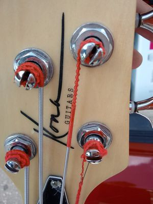 Kona 4 string Electric guitar for Sale in Charlotte, NC