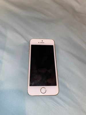 IPhone 5s, gold for Sale in Cicero, IL