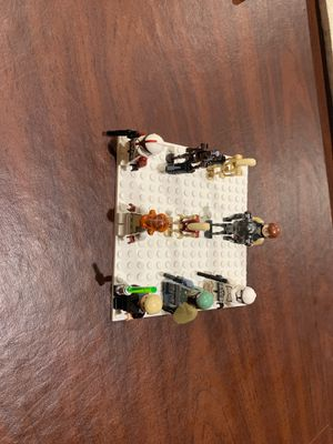 LEGO Star Wars minfig lot for Sale in Whittier, CA