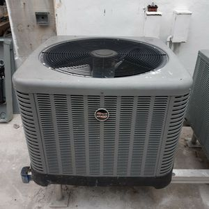 AC Unit: RUUD Compressor and RHEEM Handler for Sale in Miami, FL