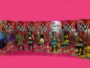WWE wrestling Chase Belt figures Divas rare HTF for Sale in Highland, CA