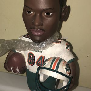 Miami Dolhins Chris Chambers Bobblehead for Sale in Hollywood, FL