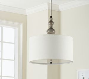 New White pendant light chandelier for Sale in Roseville, CA