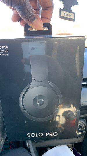 Beats solo pro for Sale in Woodbridge, VA