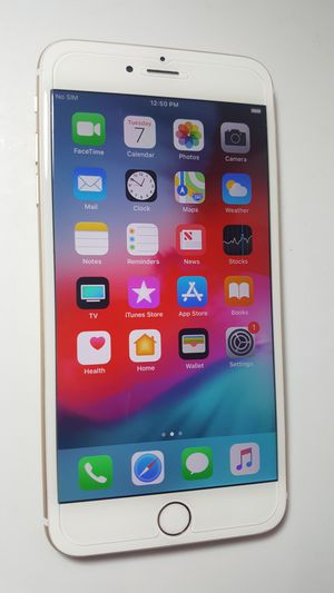 Apple iphone 6 plus 64gb T-Mobile MetroPCS 4G LTE 8MP Phone for Sale in New York, NY