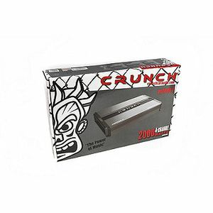 Crunch Power Drive PD2000.4 2000-Watts 4-Channel Pro Power Car Audio Amplifie... for Sale in Saint Paul, MN