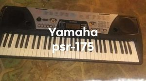 YAMAHA PSR-175 Music Keyboard with DJ Voices (Discontinued by Manufacturer) for Sale in Phoenix, AZ