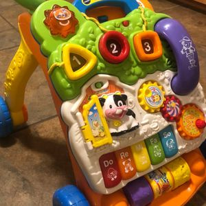 VTech Sit To Stand Walker for Sale in Redmond, WA