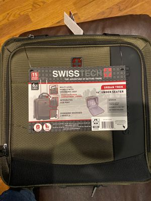 Swiss Tech Carry On New with Tags for Sale in Dallas, TX