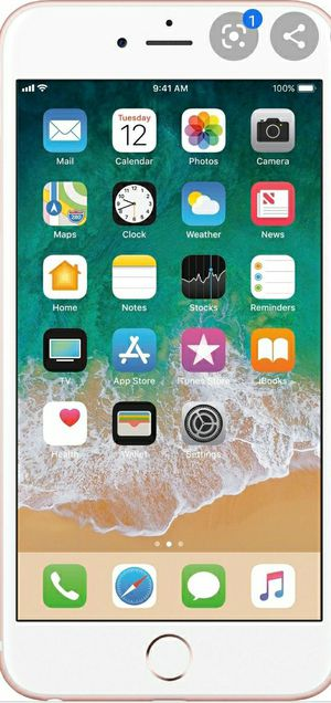 (Unlocked) iPhone 6s plus for Sale in North Chesterfield, VA