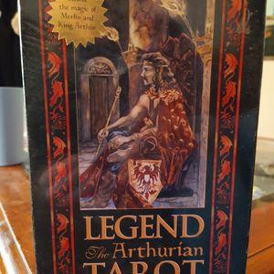 The Arthurian Legend Tarot for Sale in Albuquerque, NM