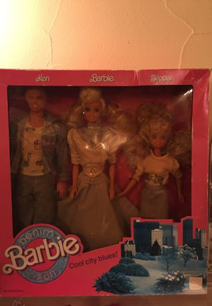 1989 Barbie cool city blues! for Sale in Carrollton, TX
