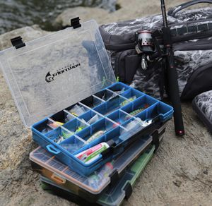 Fishing Tackle Water Camo Color Design Boxes for Sale in Baldwin Park, CA