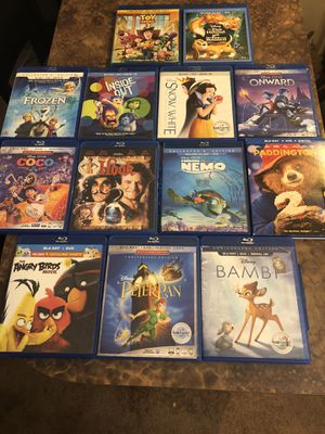 Kids movies for Sale in Winston-Salem, NC