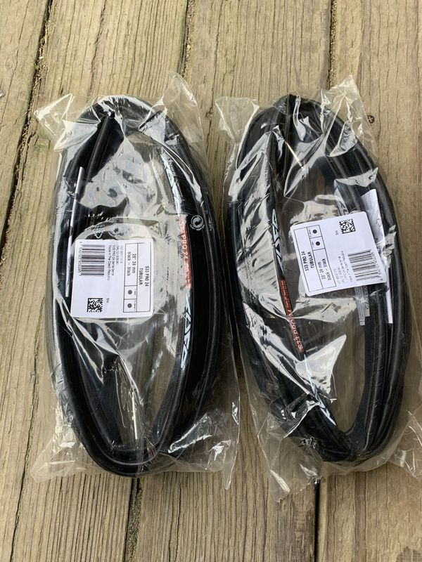 Road Bike Tubular Brand New Tires