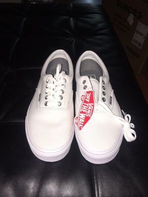 Vans all white brand new for Sale in Cleveland, OH