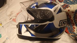 Agv large helmet great shape for Sale in San Francisco, CA