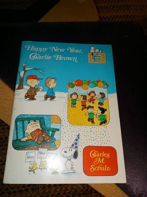 HAPPY NEW YEAR CHARLEY BROWN for Sale in Indianapolis, IN