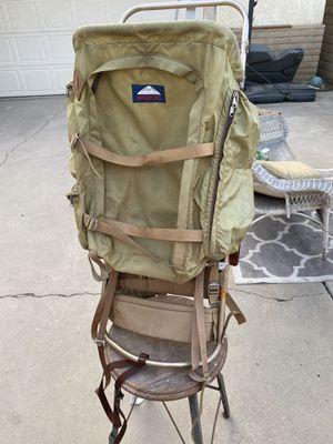 Vintage Jansport K2 External Aluminum Frame Backpack for Sale in Downey, CA