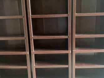 Wooden Bookshelves for Sale in Lynnwood,  WA