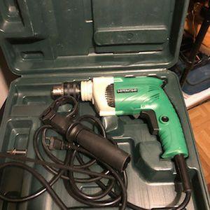 Hitachi Hammer Drill for Sale in Chicago, IL