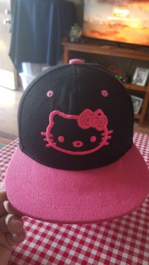 Hello kitty cap for Sale in Bakersfield, CA