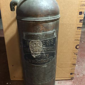 Assorted Antique Fire Extinguishers for Sale in New Milford, CT