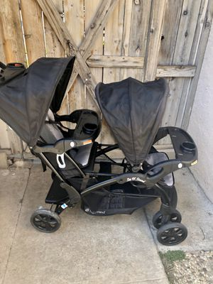 Sit n stand double stroller for Sale in Orange, CA