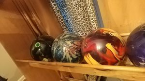 Bowling balls for sale quick gifts for that Bowler for sale  your life..7 available for Sale