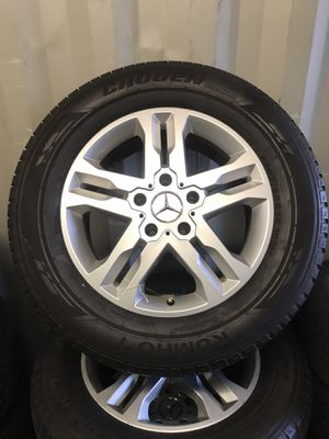 Mercedes G Wagon wheels and tires for Sale for sale  Alpharetta, GA