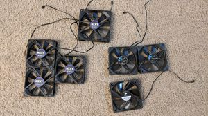 PC fans 120mm / 140mm for Sale in Murfreesboro, TN