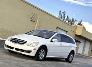 2007 Mercedes Benz R-Class Luxury Minivan for Sale in Hollywood, FL