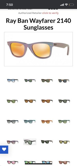Rayban sunglasses for Sale in Woodbridge, VA